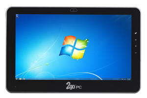 2go SL10 Windows 7 Powered Slate